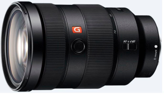 Sony E-Mount FF 24-70mm GM F2.8