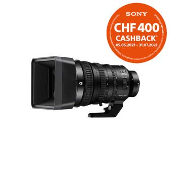 Sony E-Mount APS-C 18-110mm F4 G OSS